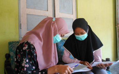 Mahasiswa UIN Surakarta KKN Mandiri di Kampung Halaman, Temukan Beragam Masalah Dialami Masyarakat Sebab Pandemi Covid-19
